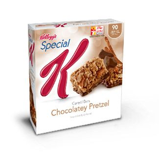 Special K® Cereal Bars Chocolate Pretzel