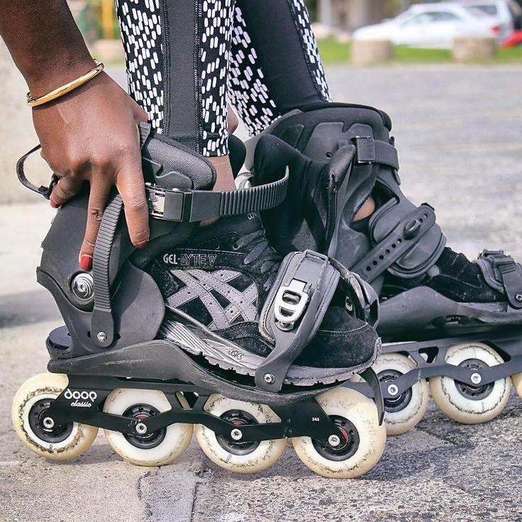 Powerslide Doop Skates: 12 Best Rollerblading Babes! Images On Pinterest