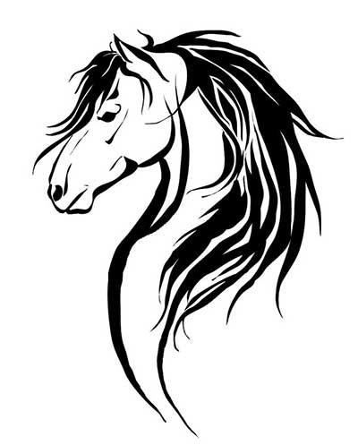 73b131c55c Melhores Fotos de Tatuagens de Cavalo Masculinas e Femininas