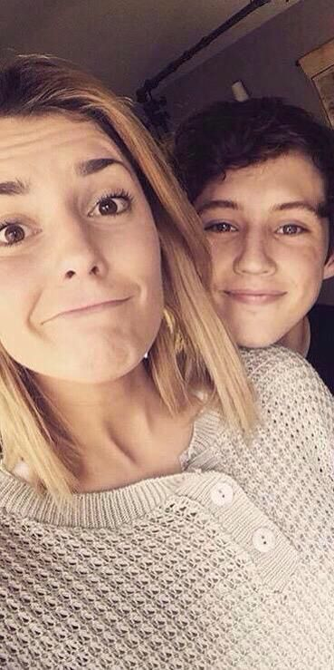 Grace and Troye