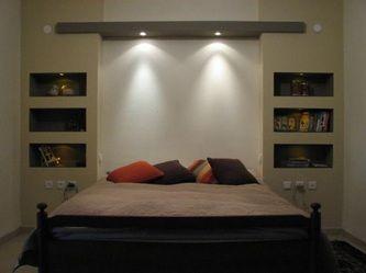 49 best images about rigips i rasvjeta on pinterest - Cartongesso stanza da letto ...