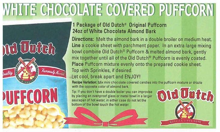 Puffcorn Curls, Puffcorn, Hulless popcorn