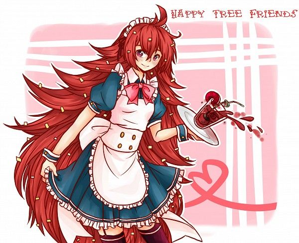 flaky maid