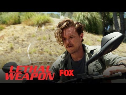 Preview: Riggs And Murtaugh Are Out Of Control! | Season 1 Ep. 3 | LETHAL WEAPON - YouTube