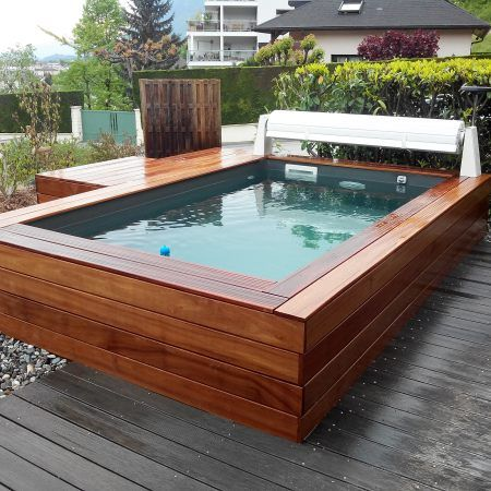 1000 id es sur le th me mini piscine sur pinterest bassin de piscine pisci - Mini piscine interieure ...
