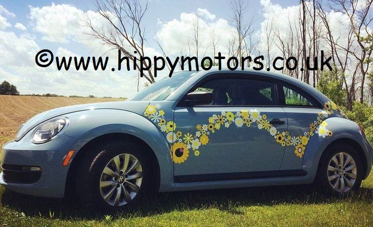 this photo definitely gets me in the spring mood : ))) https://www.hippymotors.co.uk/Flowery+Make-over+car+stickers