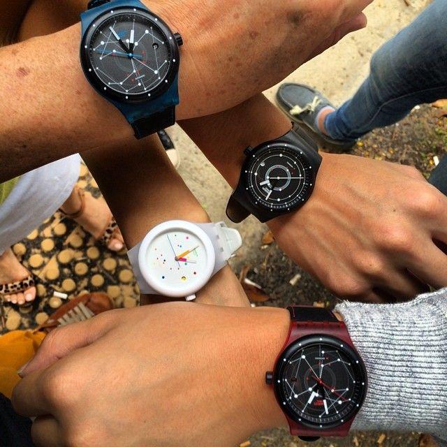 #Swatch: Swatchsistem51 Sistem51, Famiglia Sistem51, Sistem51 Vi, Swatch Sistem, Swatchlaunch Swatchsistem51