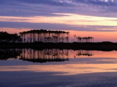 Scenic Route 30a Florida Western Lake Near Seaside Fl