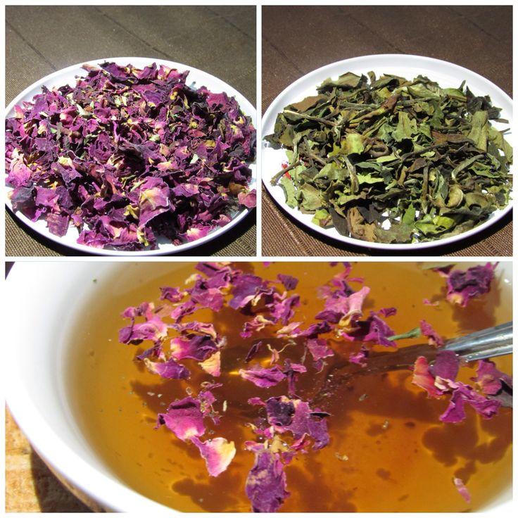 Té de rosas / té verde   http://tesycafesdelmundo.com/wp/