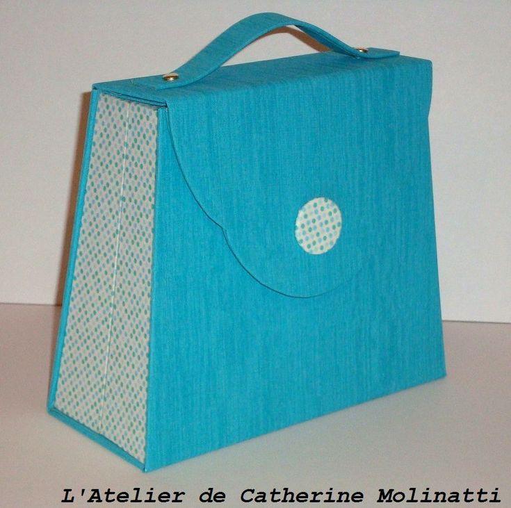 Sac à bijoux Catherine Molinatti