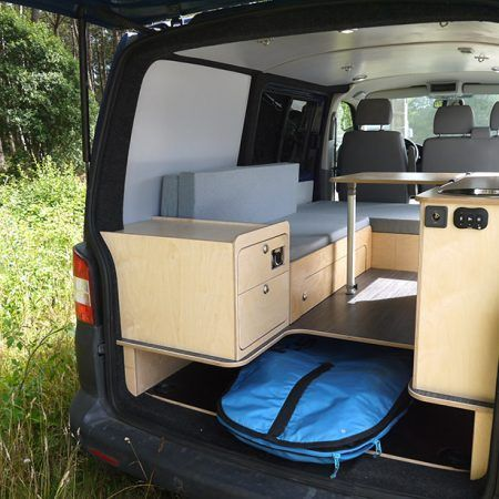 94 best Camping images on Pinterest   Caravan, Caravan van and Beds