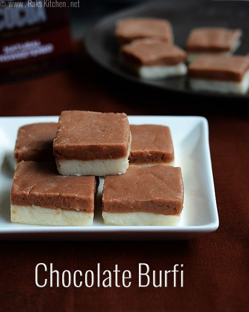 Chocolate-burfi by Raks anand, via Flickr