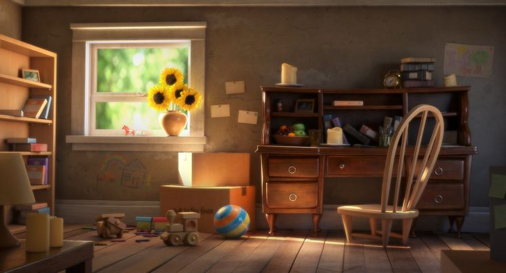 Moving Day by Robert Craig | 3D | CGSociety