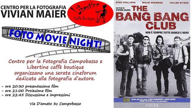 Campobasso serata cineforum: l11 luglio primo appuntamento