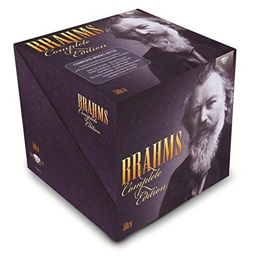 Brahms: Complete Edition (Brilliant Classics)