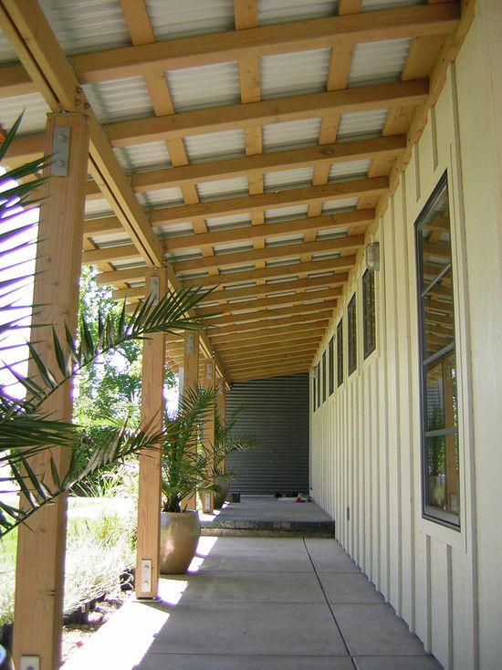 12 Best Back Deck Roof Ideas Images On Pinterest