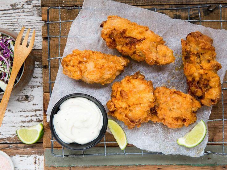Crispy Fried Chicken Recipe - Viva
