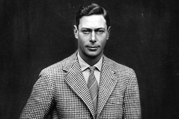 King George VI -- often forgotten because he was king during Winston Churchill's time, but a truly great king at a time when the nation and the world truly needed him.