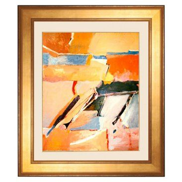Check out this item at One Kings Lane! Richard Diebenkorn, Berkeley No. 8