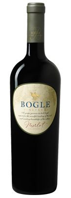 Bogle Merlot 2009. An under $10 wine, smooth and satisfying.
