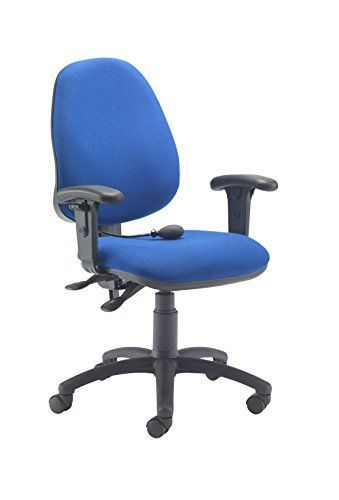 ergonomic chair levers dining upholstery fabric office hippo 2 lever with adjustable arms and lumbar pump charcoal 102 15 ergonomicofficechair
