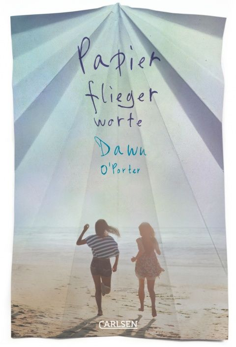 Papierfliegerworte - Hardcover   CARLSEN Verlag