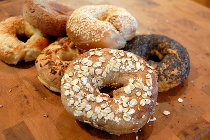 East Bay Bagel Smackdown: Beauty's vs. Authentic Bagel Co.