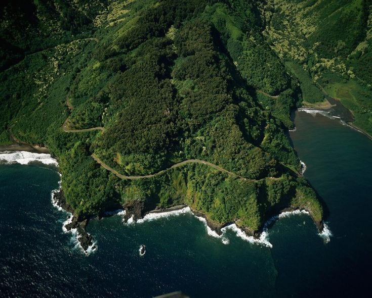 Hana, Hawaii – Located in Maui, landslides pose a serious threat to drivers.