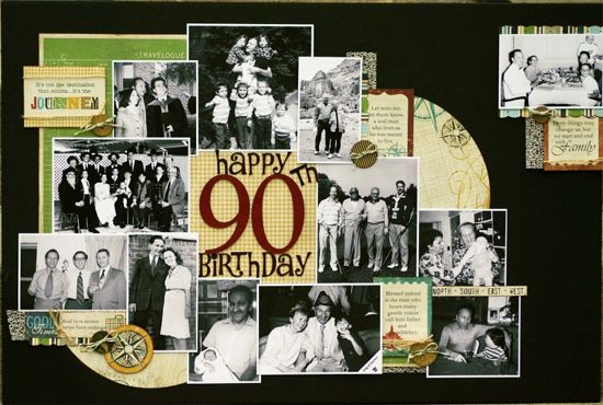 24 best images about 90th birthday ideas on pinterest for 90th birthday decoration ideas