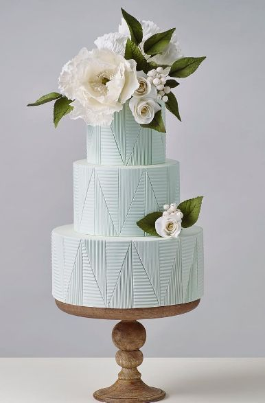 Wedding Cake Inspiration - crummb ❤︎ Leave a like, save this pin and follow more content if you loved this