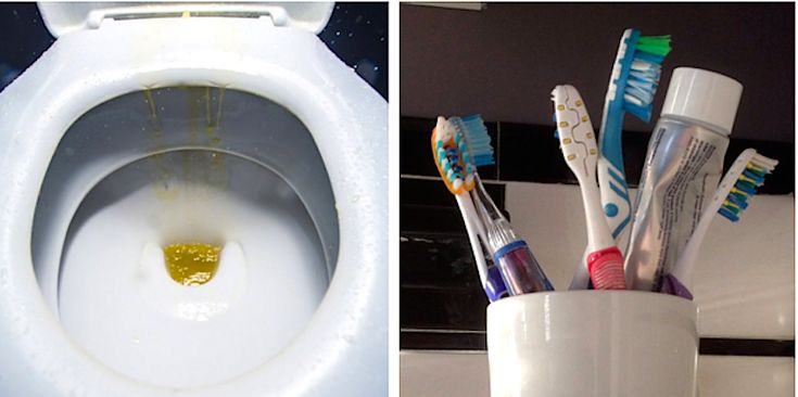 17 Seemingly Harmless Bathroom Habits That Are Actually Disgusting Cleaning