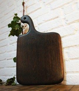 Poze Platou de servire din lemn de stejar STR 1740