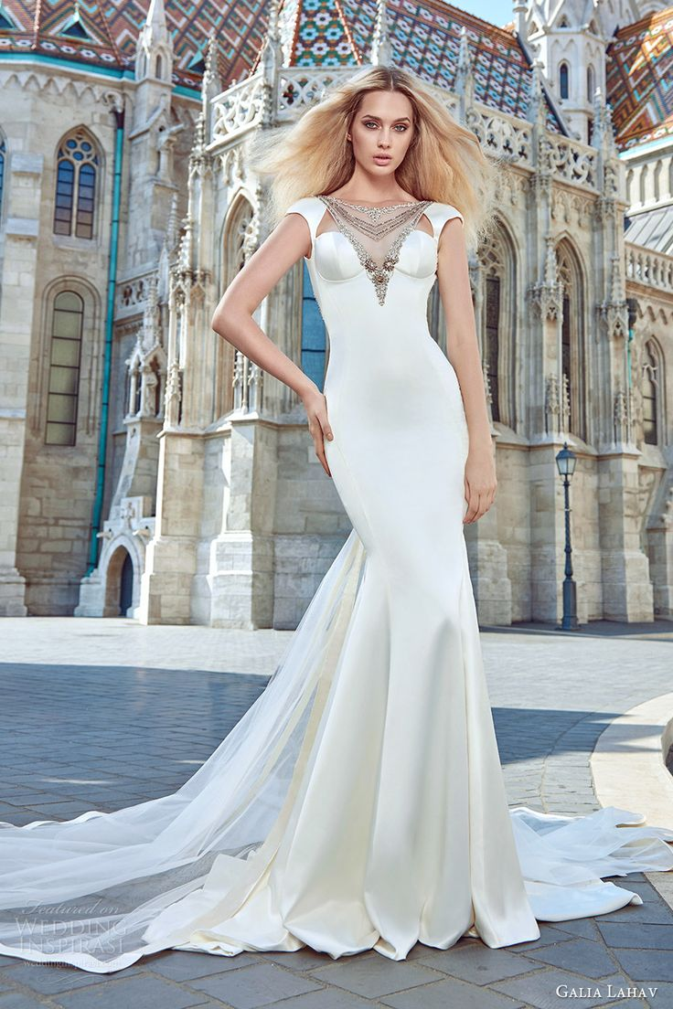80 best Wedding dresses images on Pinterest | Gown wedding, Wedding ...