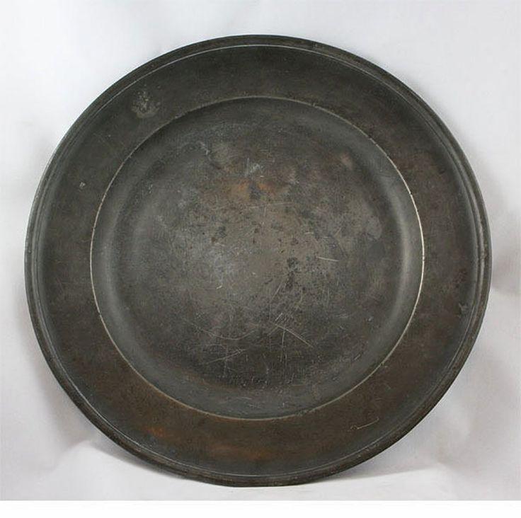 Antique Pewter Plates : Best antique pewter images on pinterest
