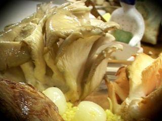 Pierna de cordero patagónico con risotto y hongos