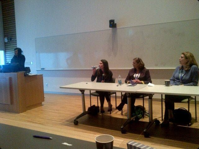 """The """"Work Life Balance"""" Workshop by Julie McDowell, Shelby Walsh and Trina Alexson"""