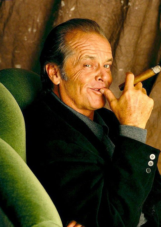 Jack Nicholson / Born: John Joseph Nicholson, April 22, 1937 in Manhattan, New York City, New York, USA Jack grew up believing his grandmother was his mother and his mother was his sister.