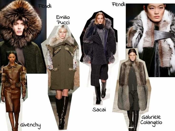 StyleSpectra: Trend Report A/W 14 - A Furry Situation