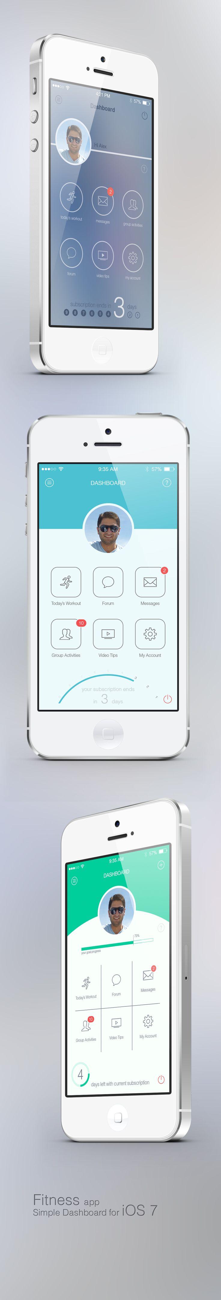 app nav
