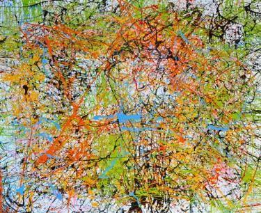 "Saatchi Art Artist sarita rheeder-rosa; Painting, ""sprout3_"" #art"