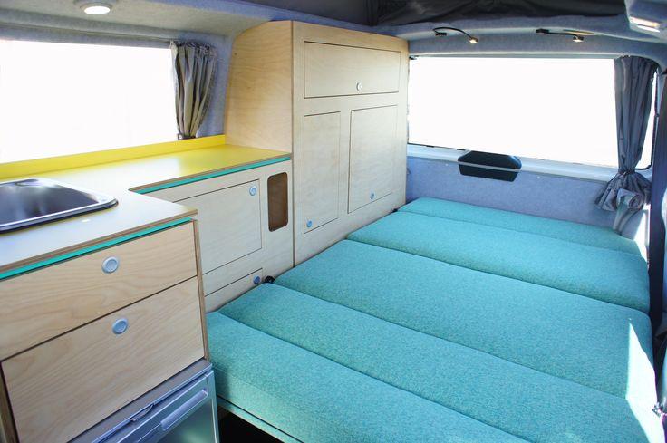 Our favourite colour scheme!