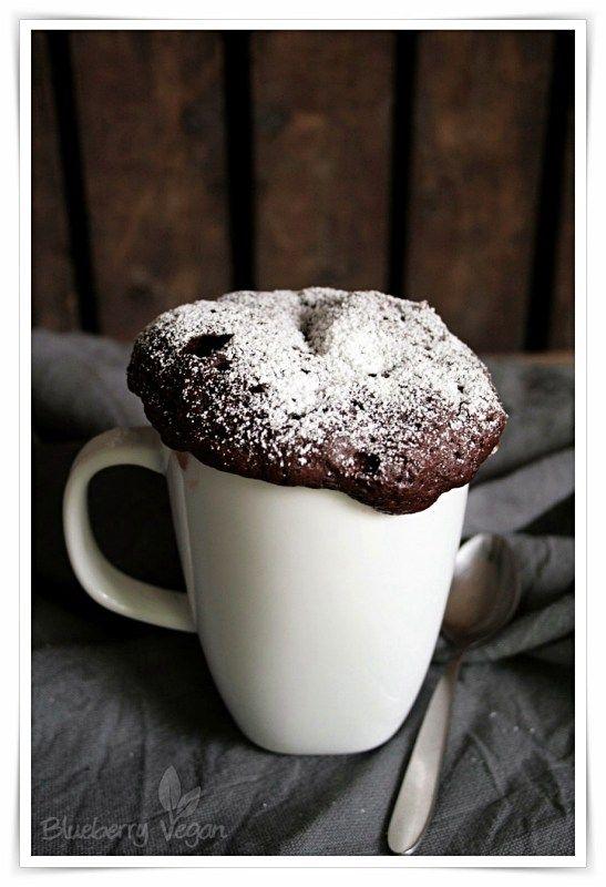 5 - Minuten Tassenkuchen