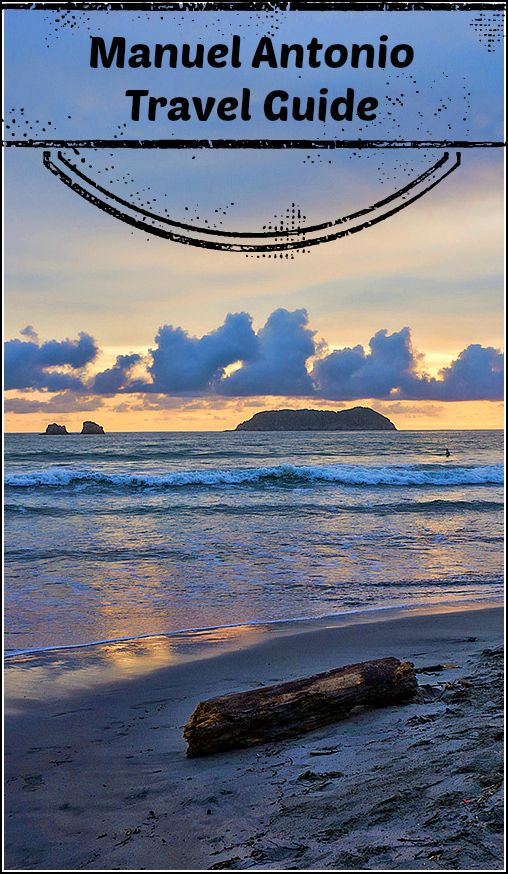 Manuel Antonio, Costa Rica - the complete travel guide! Things to do, where to stay, places to eat, wildlife watching, find out everything you need to know about Manuel Antonio and Quepos.
