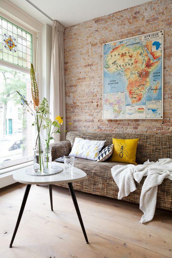 Rotterdam renovation / Photography by Jansje Klazinga, Styling by Holly Marder/Avenue Lifestyle