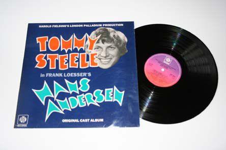 Tommy Steele - Hans Andersen: buy LP, Album at Discogs