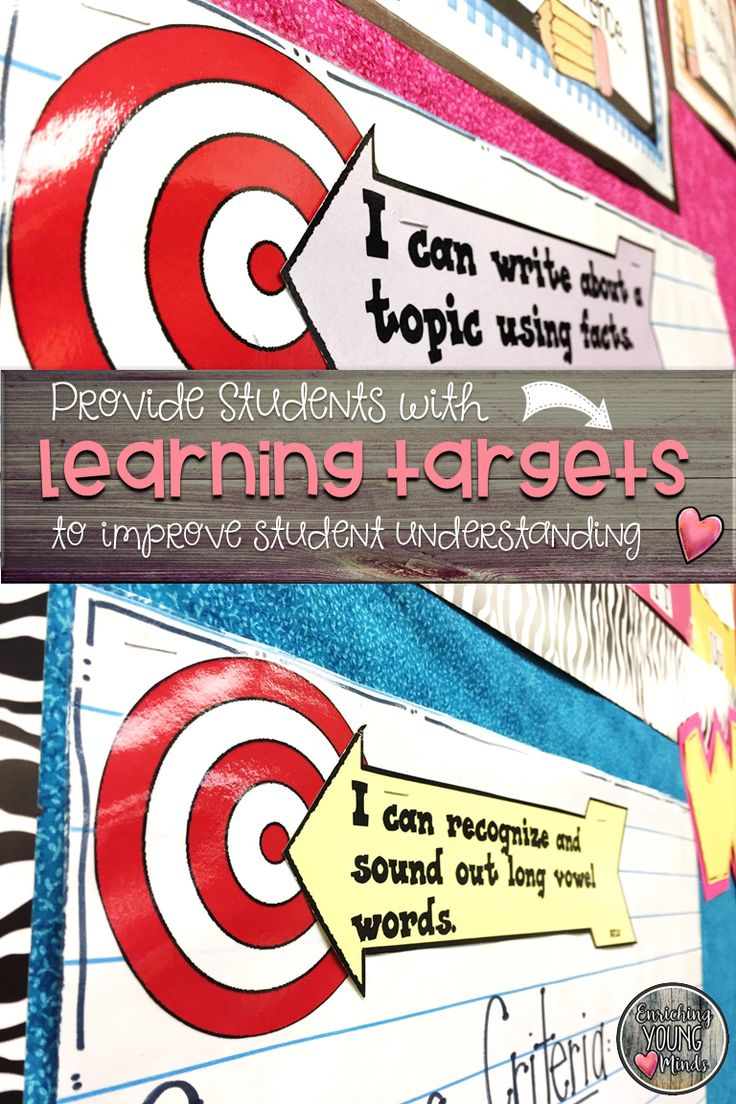 These 1st grade printable Common Core State Standard aligned learning targets are an efficient visual to help your students meet their daily learning objectives. They are written in kid friendly language using 'I can' statements so that your students can reflect upon exactly what it is that they will be learning. One of the many ways you can display these templates is as a sign on a bulletin board. Click the link to see the learning targets for other grades, too!
