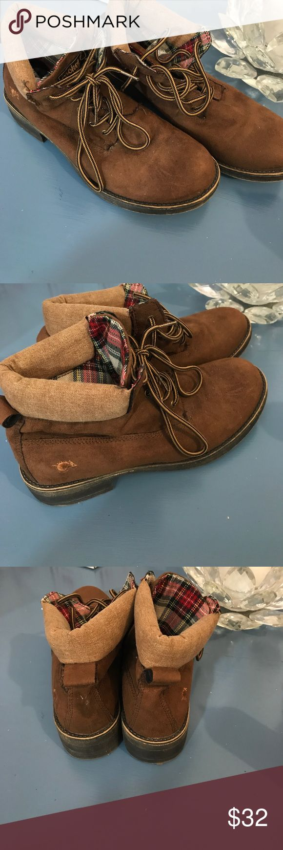 Rocket Dog 🐶 8.5 Boots See pics for quality. Rocket Dog Shoes Ankle Boots & Booties