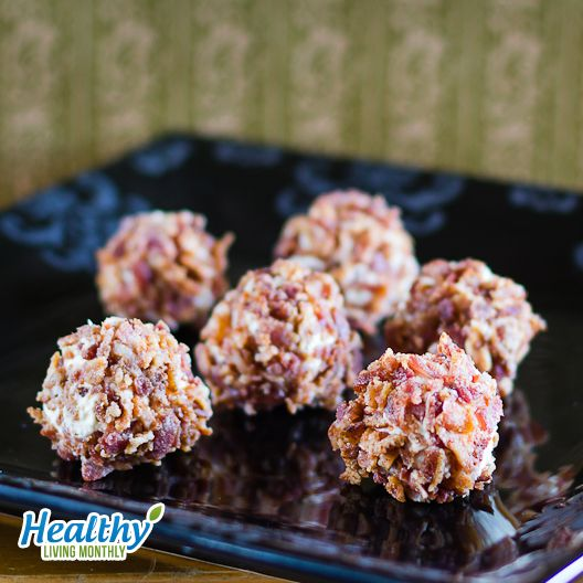 Crispy Chicken and Bacon Fat Bombs from the September 2015 issue of Healthy Living Monthly newsletter: https://gum.co/sDus