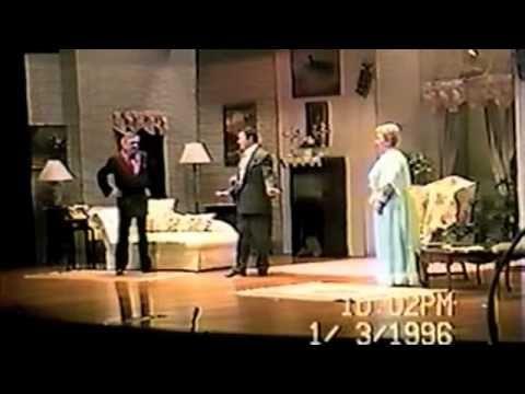 Hyppolit a lakáj 1990 színázi előadás 3. felvonás - YouTube