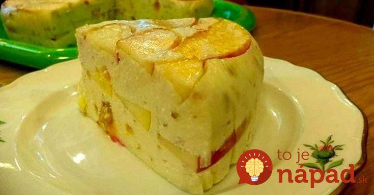 Sezóna jabĺk je v plnom prúde. Ak si z nich chcete pripraviť skvelý dezert máme pre vás fantastický tip – nepečenú tvarohovú tortu. Je jednoduchá na prípravu a je neodolateľná! :-)